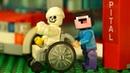 ЧТО С БОРЬКОЙ Лего НУБик Майнкрафт Мультики - LEGO Minecraft FNAF Animation