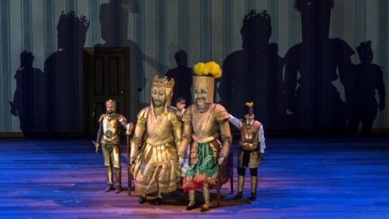 KING ARTHUR _ Semi-Opera von Henry Purcell _ Staatsoper Berlin