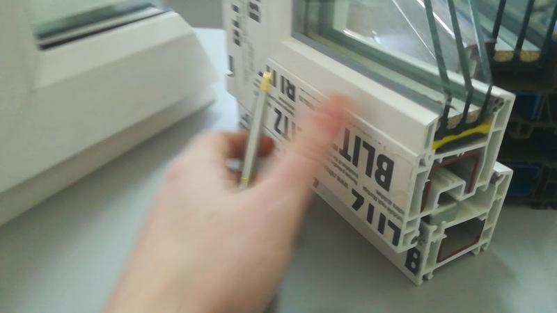 Обзор пластиковых окон Профиль ПВХ Стеклопакет Створка Фурнитура Rehau KBE Рехау Кбе