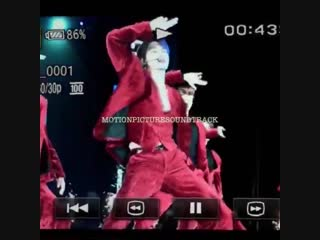 fancam 190119 smtown @ love shot / Kai