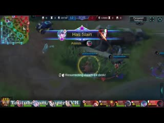 Mobile legends wtf _ funny moments episode 130_ don't touch me