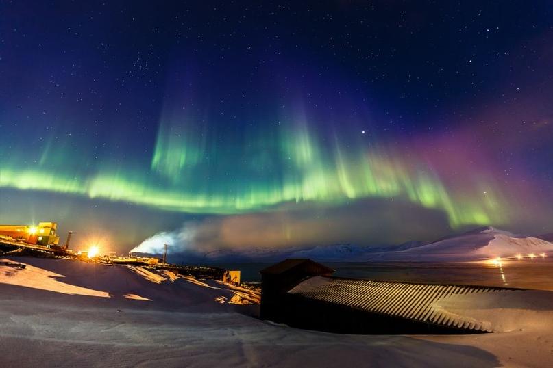 Где можно увидеть северное сияние, изображение №9