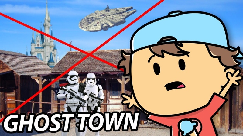 Why Disney Doesn't Want You To Know Galaxy's Edge Flopped
