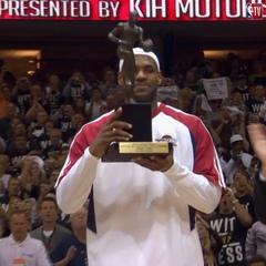 @nbatv on Instagram: LeBrons 08-09 MVP season was one to remember!  #MVPMondays