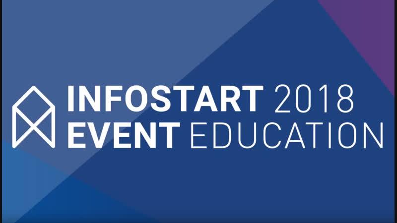 INFOSTART EVENT 2018 Education Отчетное видео
