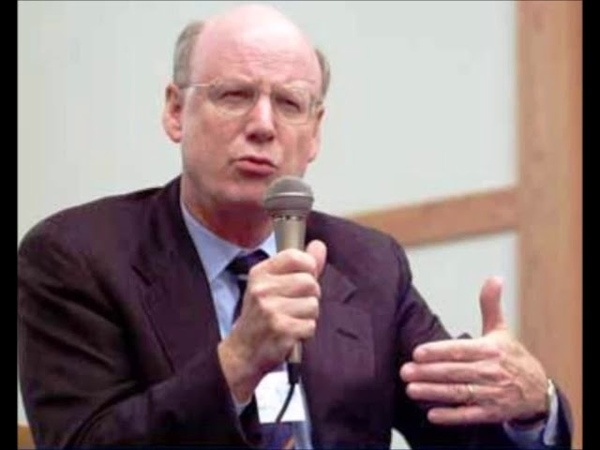 Steven Rockefeller - Treba sa dohodnúť s Rusmi, inak bude vojna