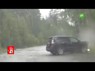 Момент дтп с участием андрея косилова