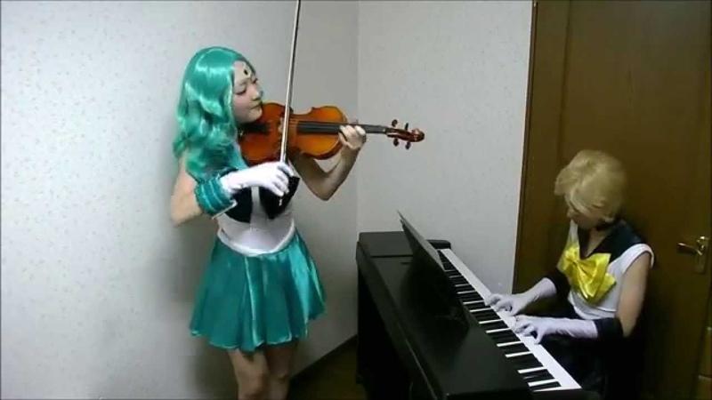 美少女戦士セーラームーンS ウラヌス、そして、ネプチューン Sailor Moon Super 1230