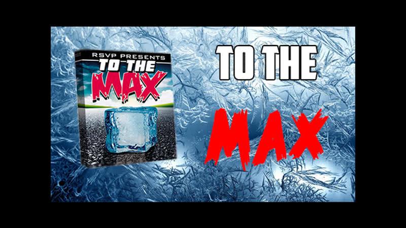 To The Max by Kieron Johnson