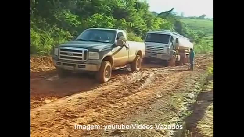 Caminhonetes ao Extremo 7 ESPECIAL RESGATES NO ATOLEIRO BRASIL