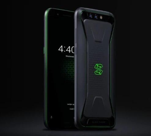 Игровой смартфон Xiaomi