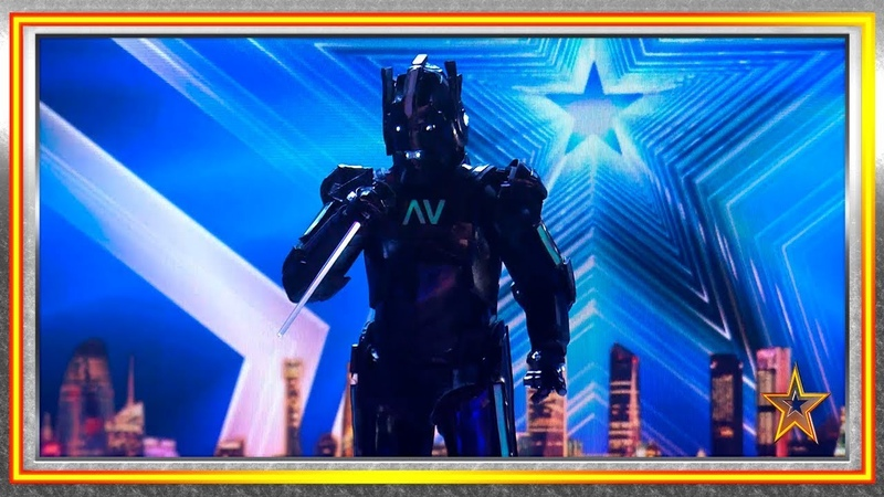 Tierra llamando a Marte ¡'Take On Me' cantada por un robot Audiciones 3 Got Talent España 2019