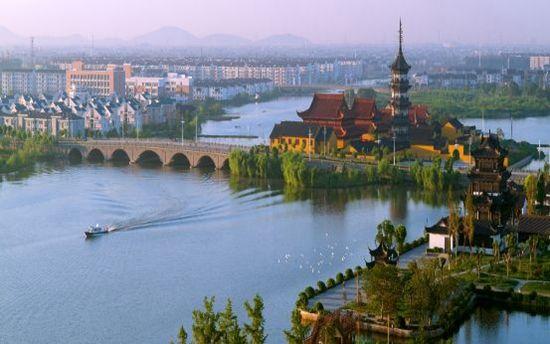 Языковые курсы со скидкой в 35 минутах от Шанхая