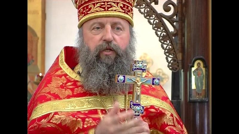 Проповедь протоиерея Игоря Коростелева 22 05 2011