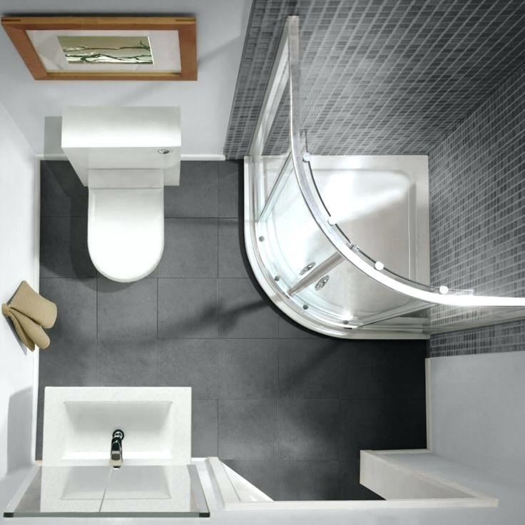 планировка квадратной ванной комнаты