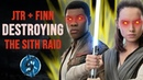 JTR RELICS = MASSIVE DAMAGE (OVER 37m) IN HSTR - 500k Finn hits | Star Wars: Galaxy of Heroes