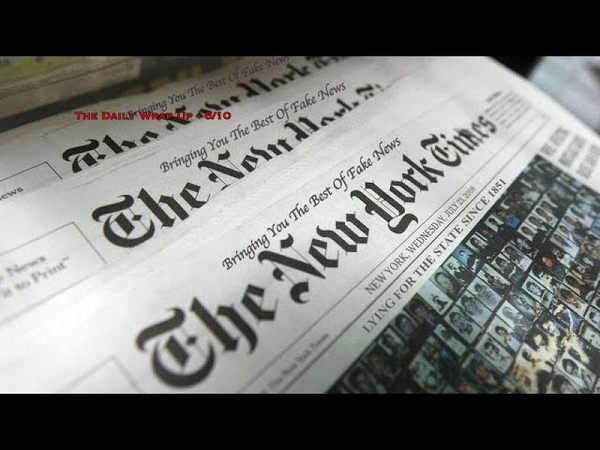 NYT Retracts Major Claim Further Unraveling Skripal Psyop Pompeo's UK Meddling More NK Fake News
