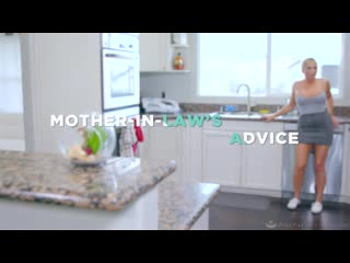 Зрелая сделала массаж и трахнула молодого, sex milf blond mom mature young boy toy oil massage erotic ass tit hd (hot&horny)