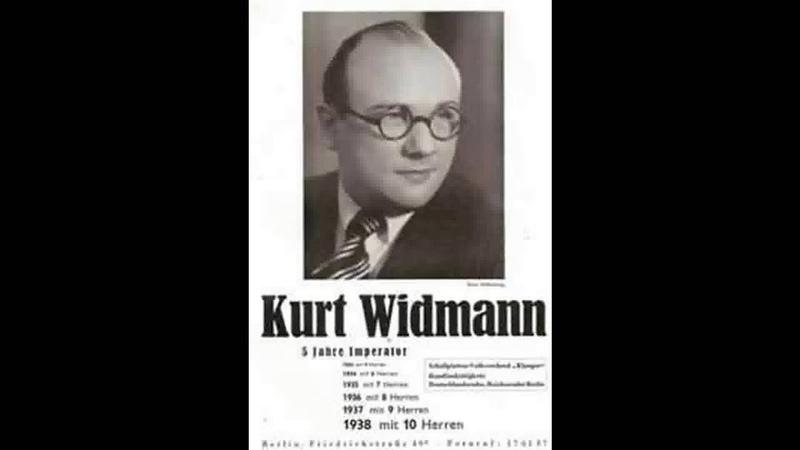 Kurt Widmann Sein Tanzorchester - Mit geht´s gut