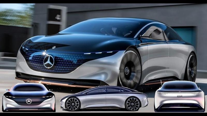 Mercedes EQS Design Walkaround
