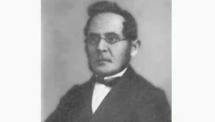 Русский философ XIX века профессор Сильвестр Гогоцкий. Фото: www.globallookpress.com