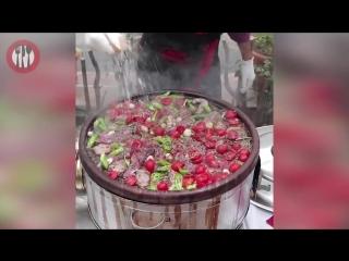 Турецкие шедевры кулинарии от турецкого шеф повара