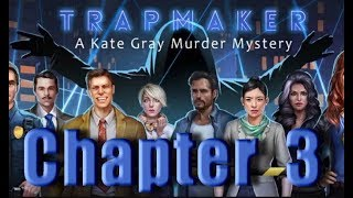 Adventure Escape Mysteries TRAPMAKER Chapter 3