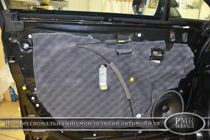 Шумоизоляция Lexus LX, изображение №18