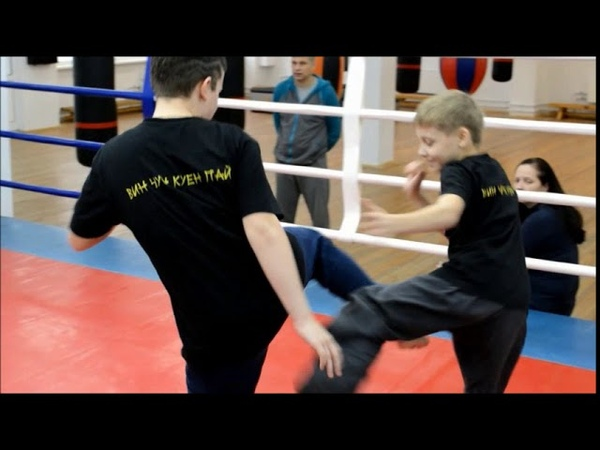 Sparring in memory of Bruce Lee - Wing Chun Kuen Pai