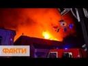 В Луцке сгорел военный госпиталь эвакуированы 80 пациентов
