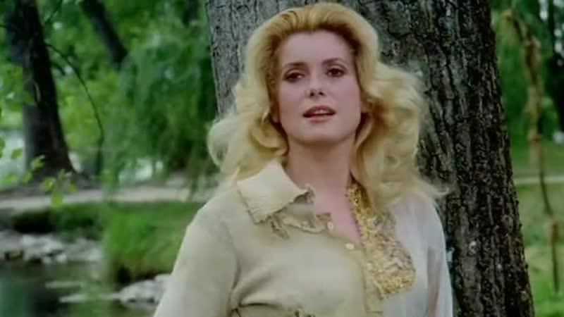 Такой замечательный сон Эпизод из Х Ф Пляжный домик Casotto Италия 1977 при участии несравненной Катрин Денёв