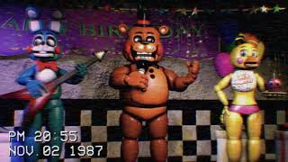 [FNAF] Toy Band Show Tape 1987 - Five Nights at Freddys 2