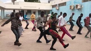 SKANKING | Latonya Style in Senegal | (Super Cat - Ghetto Red Hot)