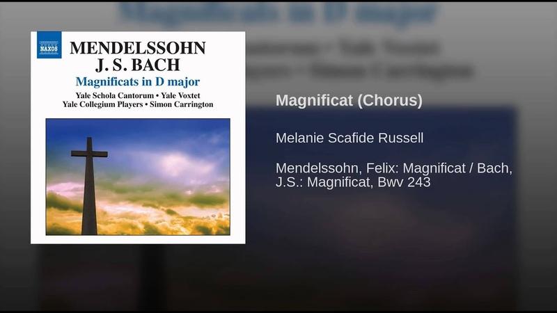 Magnificat (Chorus)