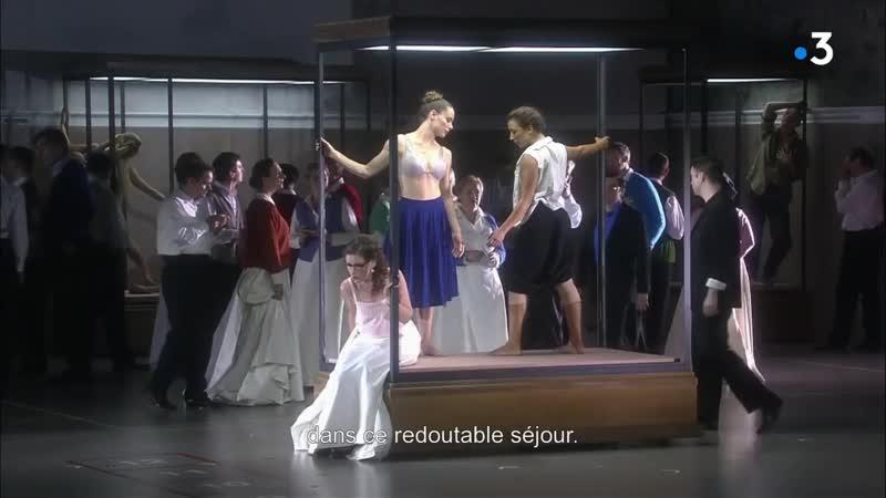 J P Rameau Les Indes galantes Compagnie Eastman Sidi Larbi Cherkaoui Münchner Festspielorchester Ivor Bolton