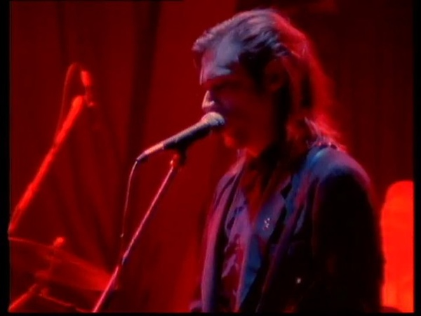 Nick Cave and The Bad Seeds The Mercy Seat Live at the Paradiso 1992