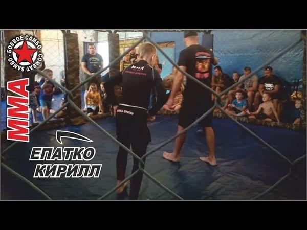 Турнир стальной кулак Кирилл Епатко, борьба-1 восьмиугольник