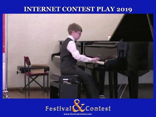 Internet Contest Play 0312 2019 Festival Contest