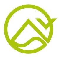 Логотип ADVENTERRA - твоя территория активного отдыха!