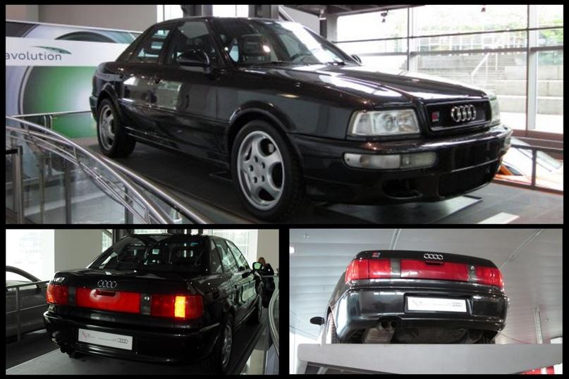 1994 Audi Avant RS2 — Авто подарившее жизнь Порше, изображение №17