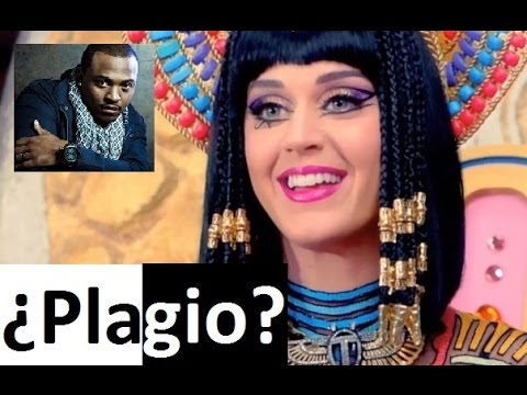 Katy Perry VS Flame: Dark Horse (2013) - Joyful Noise (2008)
