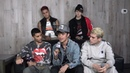 CNCO's interview in the Backstage of B96 SummerBash 2019 - June 22, 2019 [ENG/ESP]