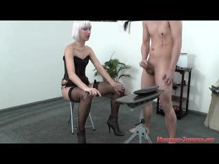 Al mine(milking,handjob,tease,femdom,mistress,slave,cbt)