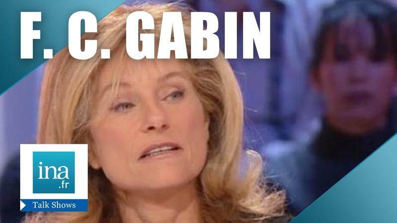 Florence Moncorgé Gabin Un père qui sappelle Jean Gabin | Archive INA