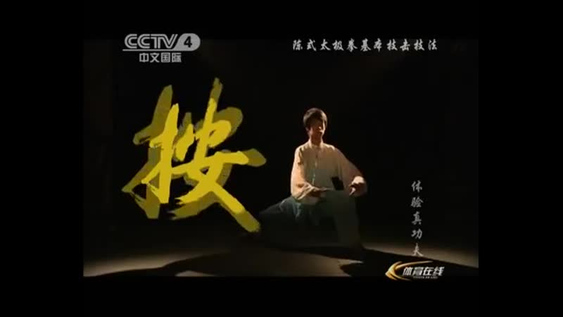 Мастер Ван Сиань демонстрирует боевые применения Чэнь ши тайцзицюань