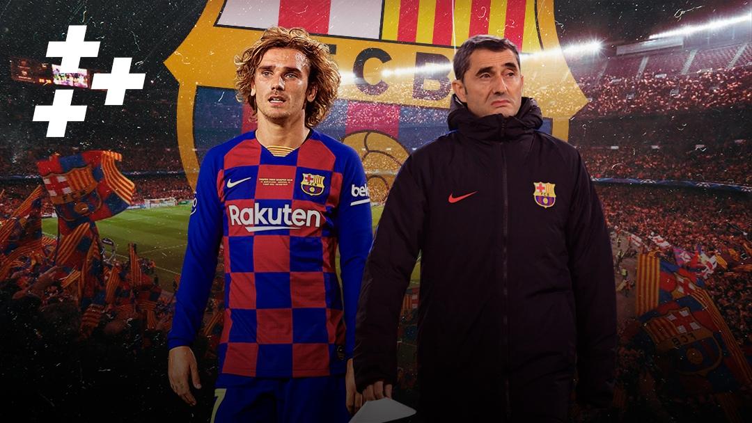 """Катастрофа """"Барселоны"""". Что случилось с командой Месси?"""