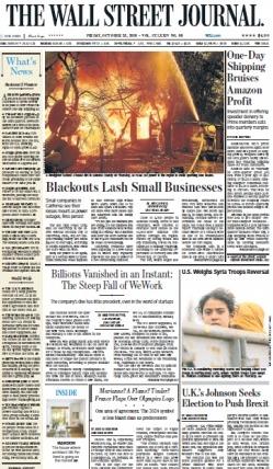 The Wall Street Journal - 25