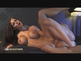 Penthouse: peta jensen - busty milf fucked in black house (porno,sex,cumshot,milf,oral,huge,cock,dick,anal,xxx,brunette)