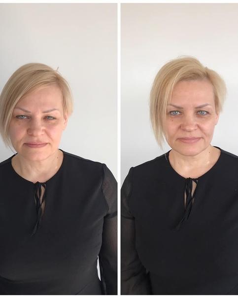середине флисинг для волос технология реальное фото врач