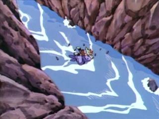 Приключения Мишек Гамми (5x03) Bridge on the River Gummi ~ Life of the Party (перевод студии Пифагор)
